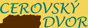 Cerovský dvor Logo